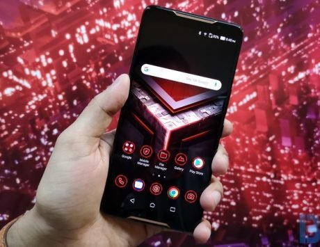 Asus ROG Phone is the fastest smartphone running Snapdragon 845 chipset