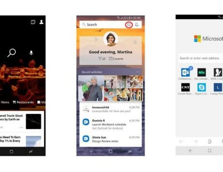 Microsoft launches 'Visual Search' on its mobile apps including Bing, Microsoft Launcher and Edge
