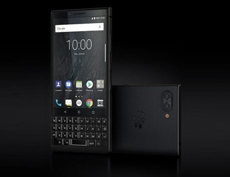 BlackBerry Key2 LE press renders surface online