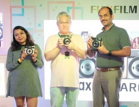 Fujifilm Instax Square SQ6 camera launched in India, priced at Rs 9,999