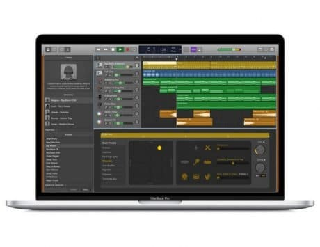 Apple updates GarageBand for Mac to version 10.3 with artist lessons, drummers and sounds