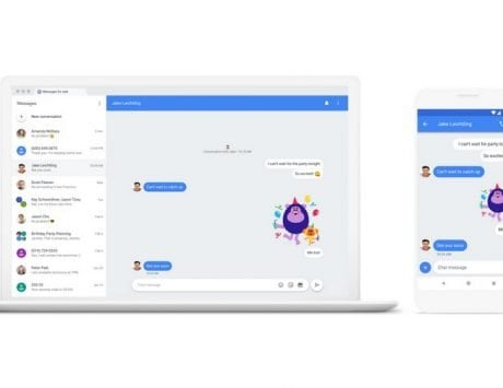 Android Messages app now brings SMS to your browser