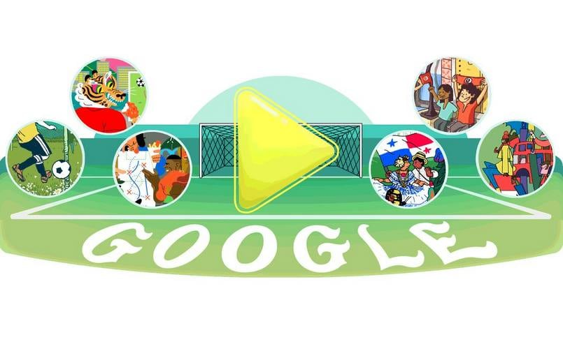 Google continues to celebrate Football with its FIFA World Cup 2018 doodle series
