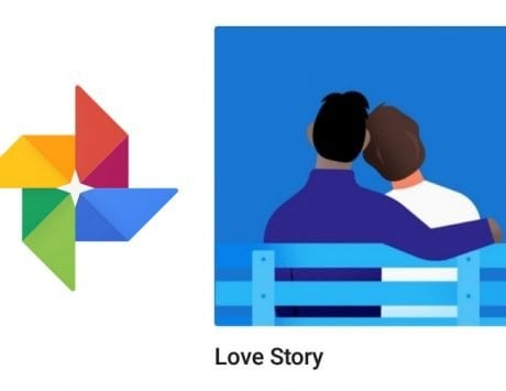 Google is adding the ability to create 'Love Story' themed films in Photos app