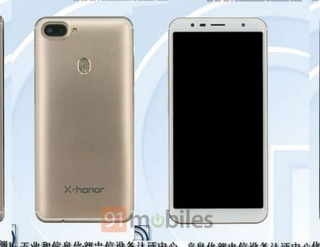 Honor V12 spotted on TENAA and FCC certification websites