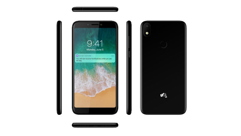 Micromax Canvas Plus 2 launched with 4,000mAh battery: Price, specifications and features