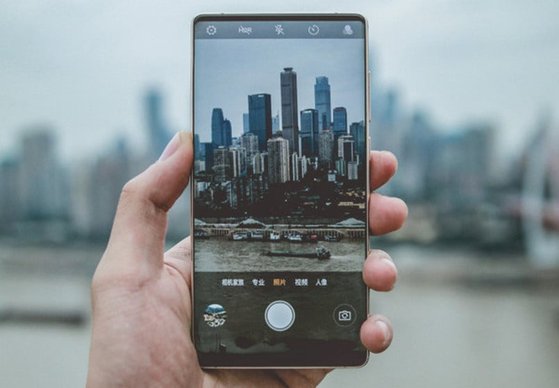 ZTE Nubia Z18 could very well be ditching the notch