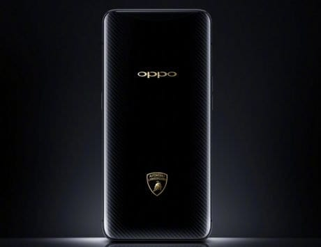 OPPO Find X Lamborghini Edition can charge completely in 35 minutes