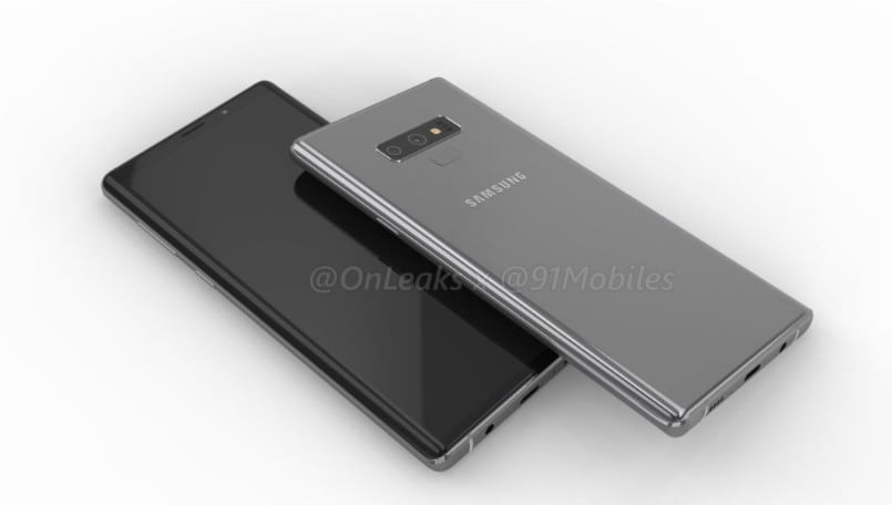 Samsung Galaxy Note 9 will get a massive 4,000mAh battery, claims a new leak
