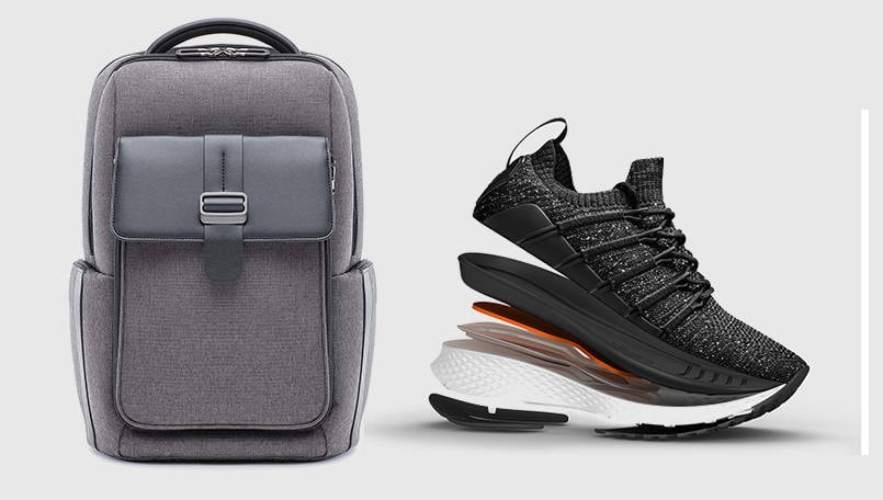 Xiaomi launches Commuter backpack and affordable Mi Sports Sneakers 2