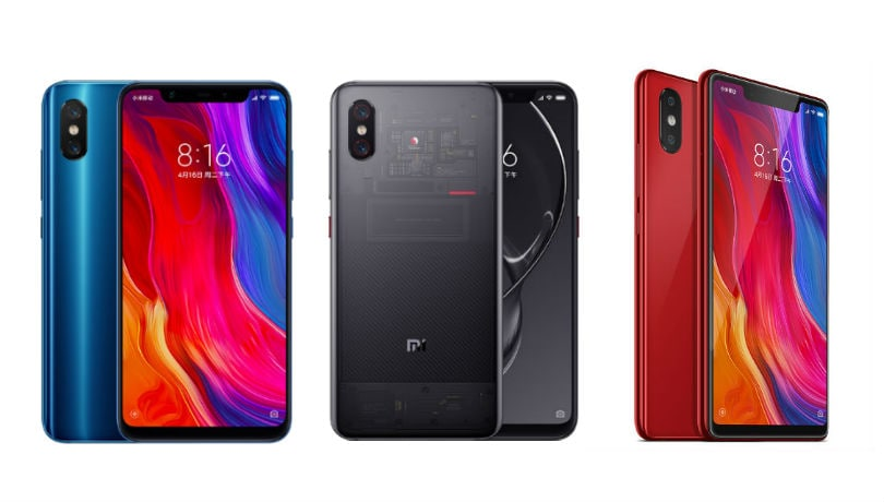 Xiaomi Mi 8 new variant with 8GB RAM and 128GB storage launched: Here are details