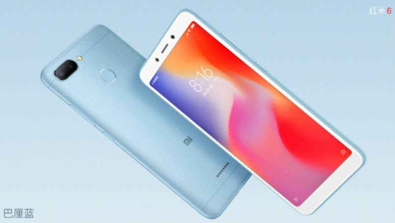 Xiaomi Redmi 6 New