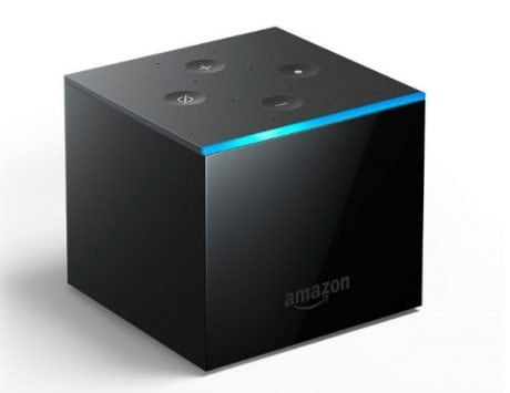 Amazon Fire TV Cube is a new Alexa powered voice-controlled 4K streaming device