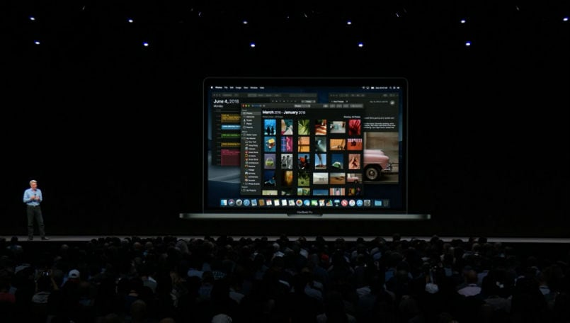 WWDC 2018: Apple announces macOS 10.14 with dark mode, News app and unified framework