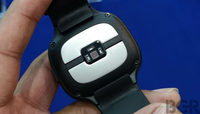 This watch lets you check your blood pressure in 15 seconds