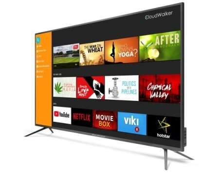 CloudWalker Cloud TV X2 televisions launched, touted as '4K ready' TVs