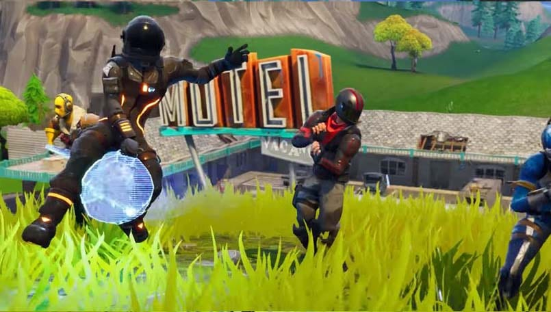 New 'Playground' mode is all set to hit Fortnite soon