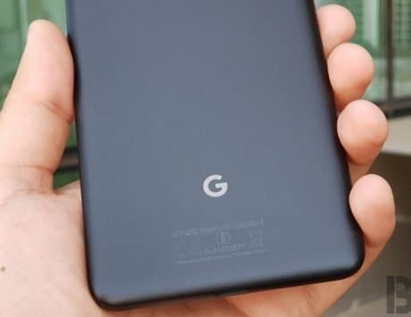 Google Pixel 2 running Android Q spotted