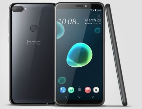 HTC Desire 12, Desire 12+ go on sale today in India