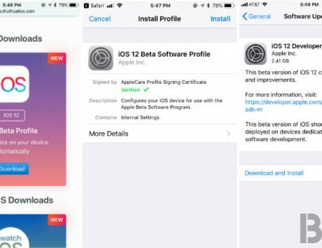 Apple iOS 12 Public Beta: How to try the latest operating system for your iPhone and iPad