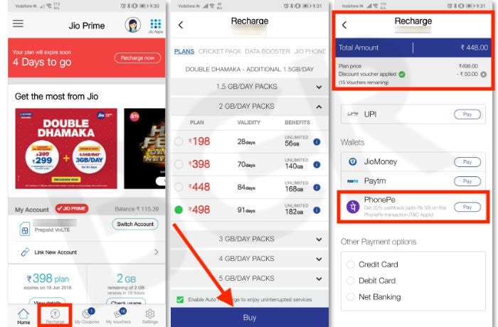 Reliance Jio Double Dhamaka: How to avail Rs 100 off on recharges