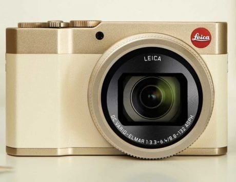 Leica C-Lux with long-zoom lens and signature styling launched