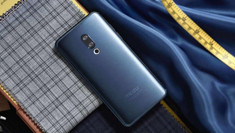 Meizu 16 hinted to feature pressure-sensitive button with mBack gestures