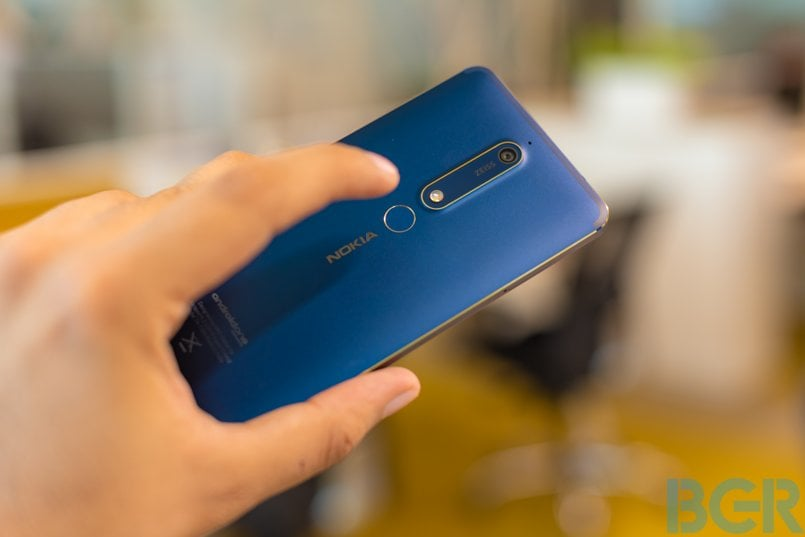 Nokia 3.1, Nokia 5.1, Nokia 6.1 and Nokia 8 Sirocco prices slashed in India