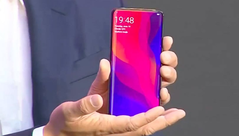 'Oppo Find X' With 3D Cameras Launched In India