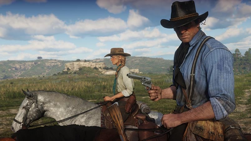 Red Dead Redemption 2 pre-order bonuses leaked by Microsoft Store