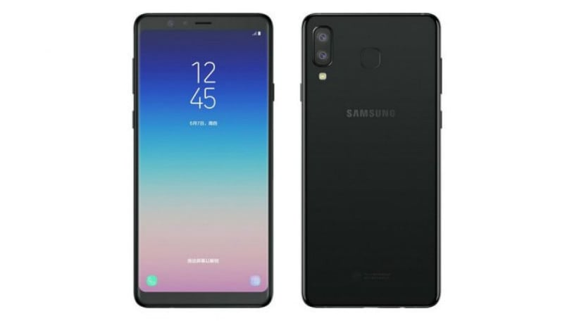 Samsung Galaxy A9 Pro with Snapdragon 710 SoC and four cameras expected to launch on October 11