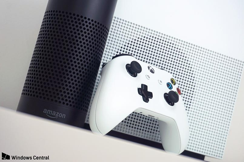 Xbox One might be getting Google Assistant and Alexa support