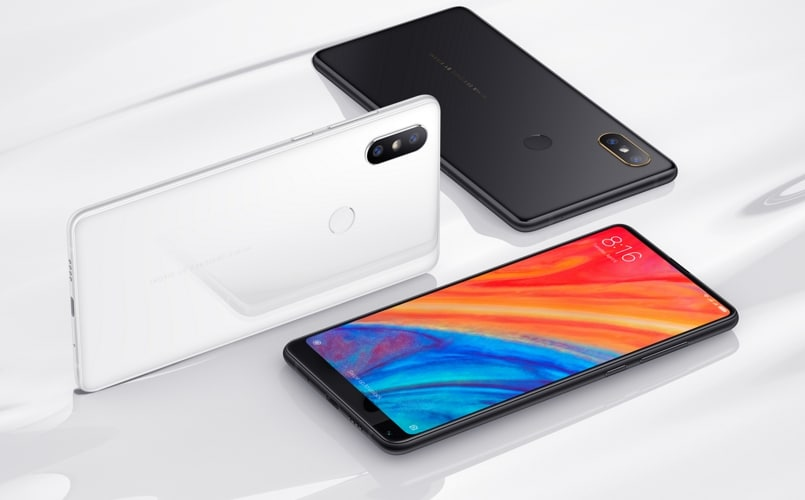 Xiaomi Mi MIX 2s gets Android Pie beta update