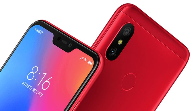 Xiaomi shares camera samples shot on the Redmi 6 Pro