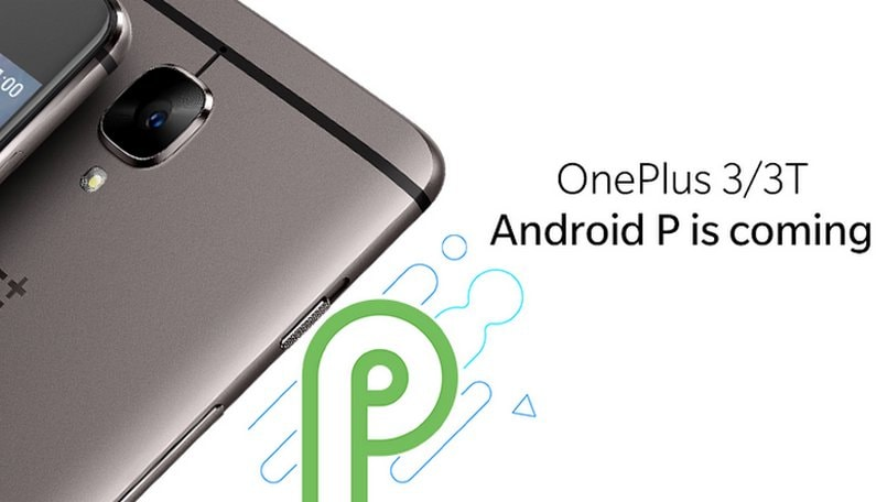 OnePlus 3 and 3T get Android 9 Pie Public Beta in China; may soon roll out in Global market