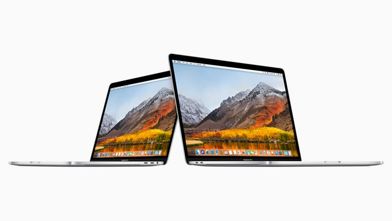 Apple MacBook Pro updated with faster 8th-generation Intel Core processors and a quieter keyboard