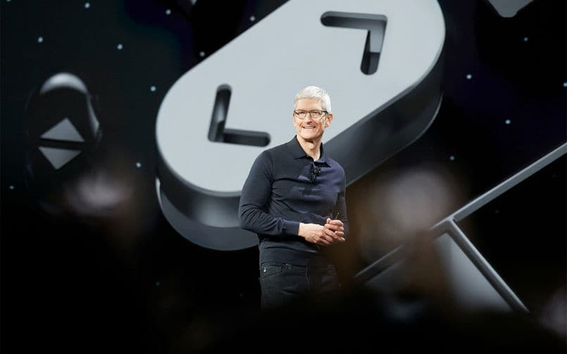 Apple CEO Tim Cook states that cheaper battery replacement impacted the sale of iPhone