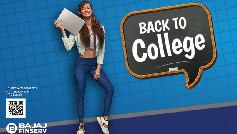 Asus announces 'Back to College' offer with zero cost EMIs, extended warranty on laptops
