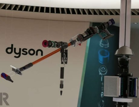 Inside Dyson's innovative approach to Engineering and automated manufacturing
