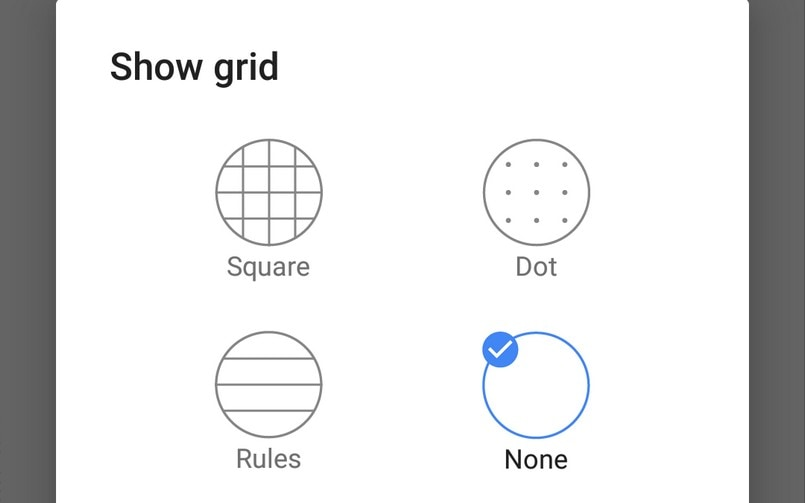 Google Keep Grid