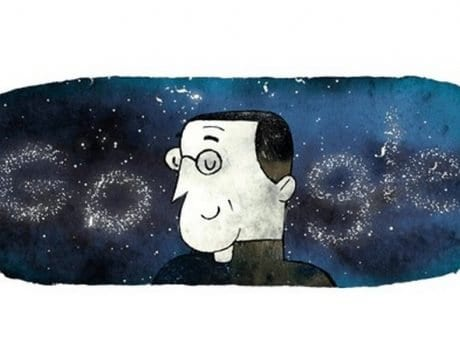 Georges Lemaitre dedicated a Google doodle on his 124th birth anniversary