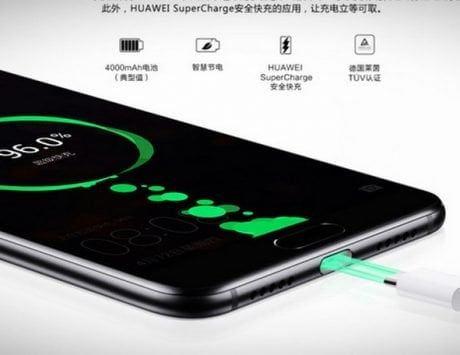 Next-gen Huawei fast charging technology spotted with maximum power output of 40W