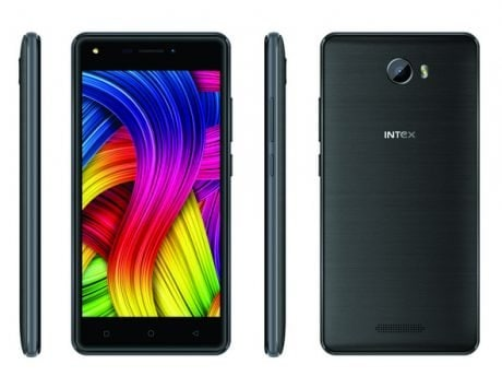 Intex Indie 5 with 5-inch HD display, 4,000mAh battery launched in India for Rs 4,999