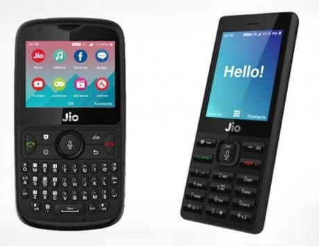 Reliance JioPhone leads feature phone market in India