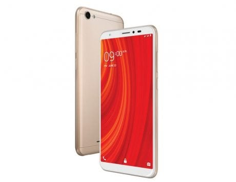Lava Z61 Android Go smartphone with 18:9 display launched, priced at Rs 5,750