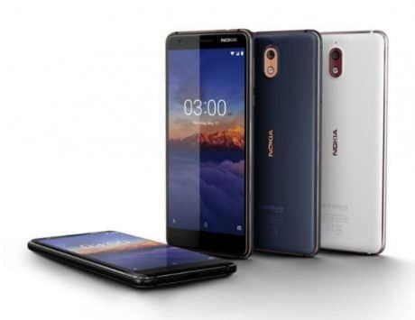 Nokia 5.1, Nokia 3.1, Nokia 2.1 available in India today