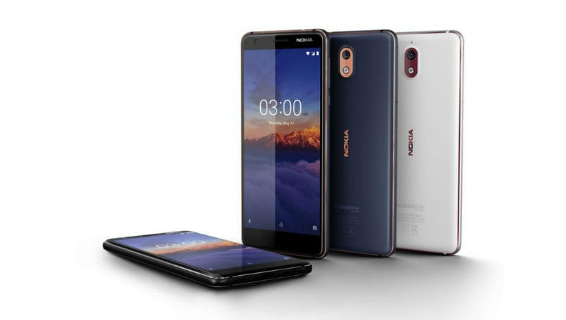 Nokia 5.1, Nokia 3.1 with 3GB RAM and Nokia 2.1 launched in India: Price, specifications