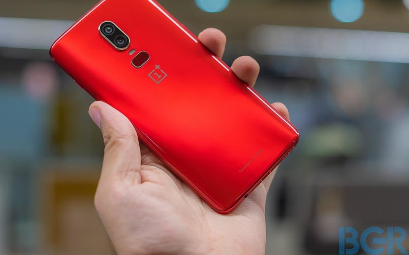 OnePlus 6 receives OxygenOS Open Beta 2 with performance and front camera improvements