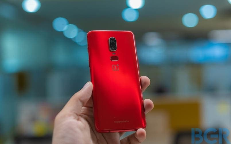 OnePlus 6 gets OxygenOS 9.0.1 stable firmware update