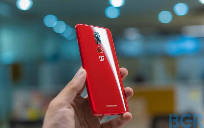 OnePlus 6 Red (3)